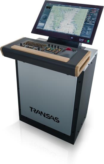 Transas Marine Ecdis-console